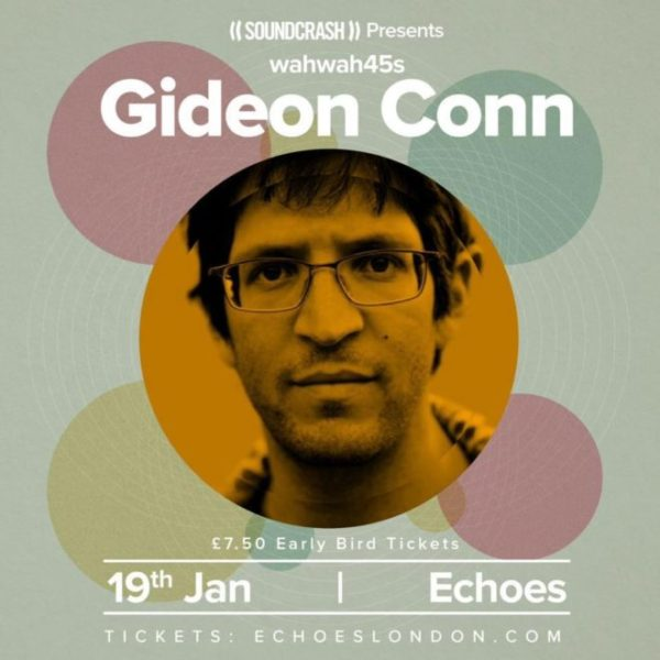 Big London gig Jan 19