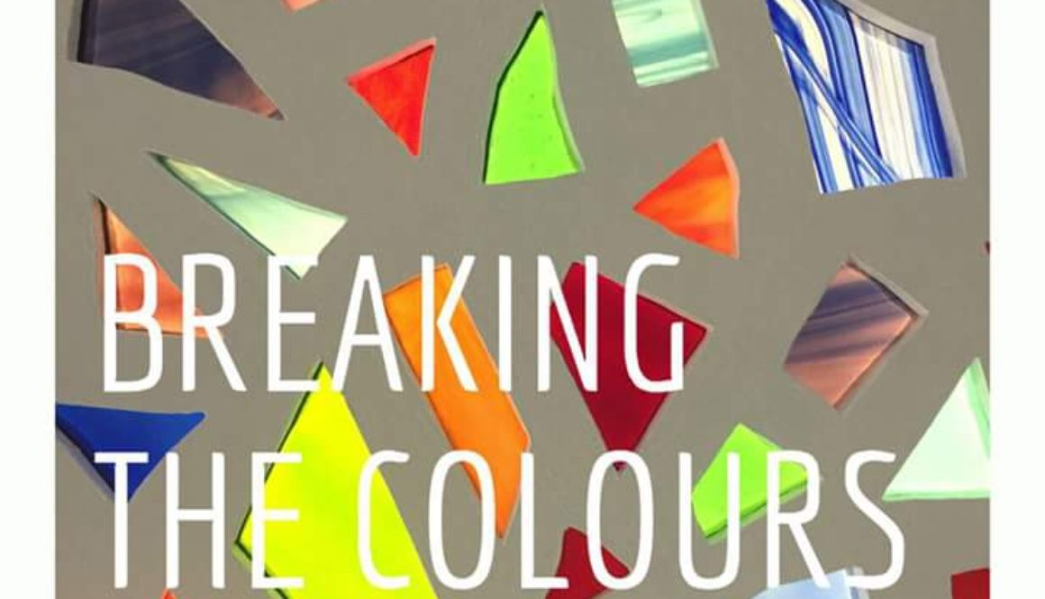 Art Exhibition BREAKING THE COLOURS